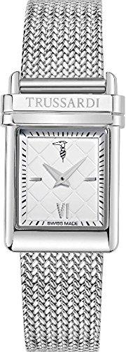 Wristwatch TRUSSARDI Mod. ELEGANCE SWISS MADE Lady Quartz R2453104502