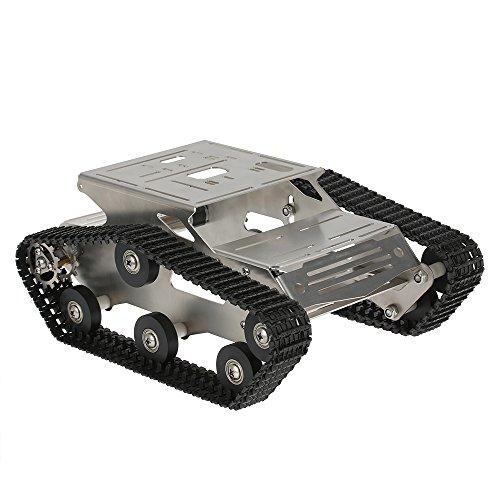 GoolRC THRobotEx Wifi Smart DIY Crawler RC Roboter Behälter mit Manipulators 1.3MP HD Kamera Unterstützung PC Android IOS Steuerung Überwachung Android Rc Auto Mit Kamera