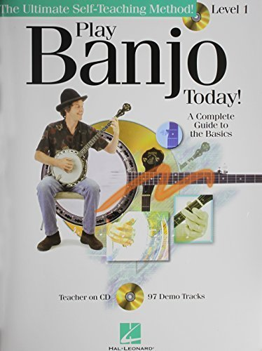 Play Banjo Today: Beginner's Pack by Colin O'Brien