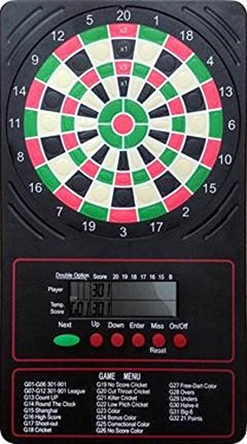 EasyScore Dartscorer Cricket, für 8 Spieler