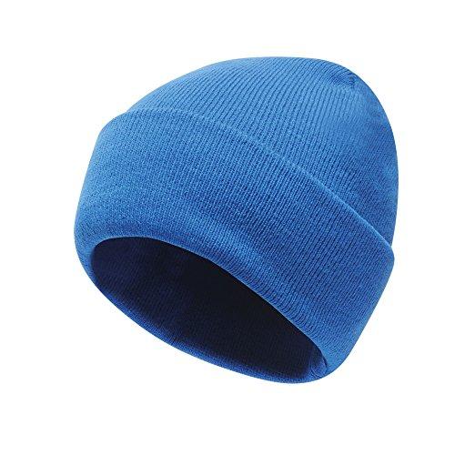Regatta Unisex Regatta Axton Beanie Mütze Einheitsgröße Blau (Königsblau)