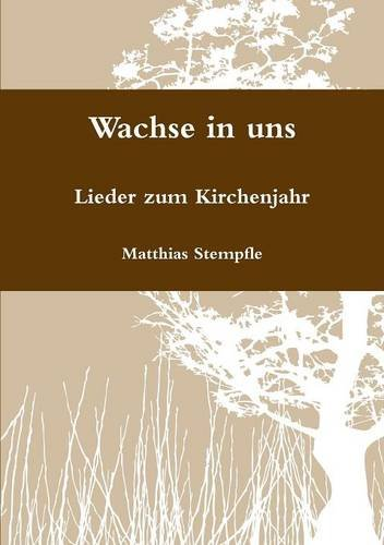 Buchcover: Wachse in uns