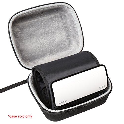 Aproca Hart Schutz Hülle Reise Tragen Etui Tasche für Omron EVOLV All-in-One digitales Oberarm-Blutdruckmessgerät HEM-7600T-E Digitale Reise-tasche