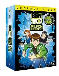 Ben 10 Alien Force - L'intégrale saisons 1 à 3