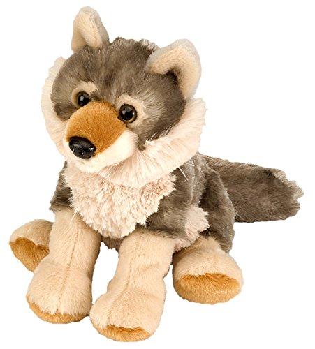 Lashuma Cuddlekins Plüschtier Wolf, Kuscheltier 20 cm