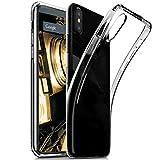 tomaxx Schutzhülle Huawei P20 Pro Silikon Case Hülle transparent