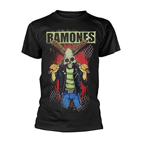 The Ramones Gabba Gabba Hey Pinhead Punk Rock Oficial Camiseta...