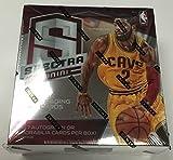 2015/16 Panini Spectra Basketball Hobby Box NBA