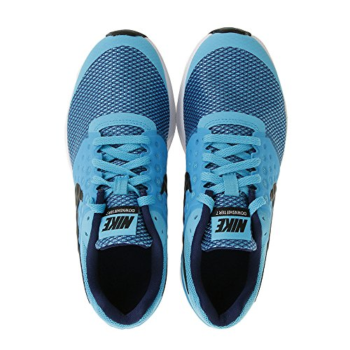 Nike DOWNSHIFTER 7 GS Chlorine Blue 869969-401 Bleu