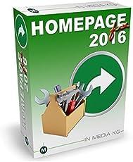 HomepageFIX 2016 - Homepageprogramm zum Homepage erstellen. Kinderleicht eine eigene Homepage erstellen mit dem Homepage Programm für Jedermann
