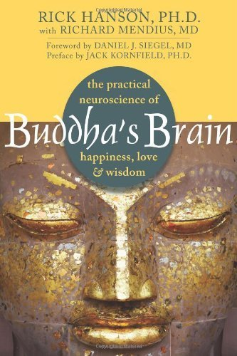Buddha's Brain: The Practical Neuroscience of Happiness, Love, and Wisdom by Rick Hanson (2009) Paperback