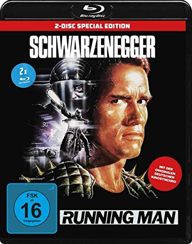 Running Man (2-Disc Softbox inkl. Bonus) (+ Bonus-Blu-Ray)