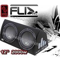 """FLI FU12 12"""" ACTIVE TWIN BOX"""