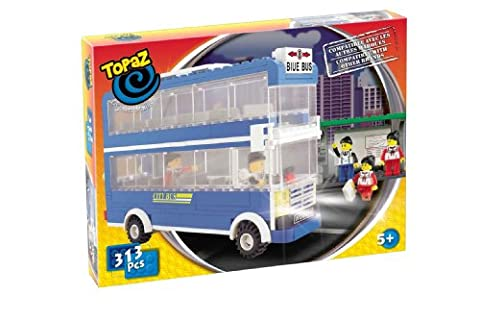 Bus Imperial - Topaze - 26969 - Jeu De Construction