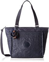Kipling New Shopper S, Cabas femme, Multicolour (Dot Dot Dot Emb), 42x27x13 cm (W x H x L)