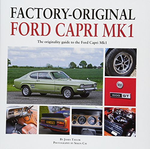 Factory-Original Ford Capri Mk1 por James Taylor