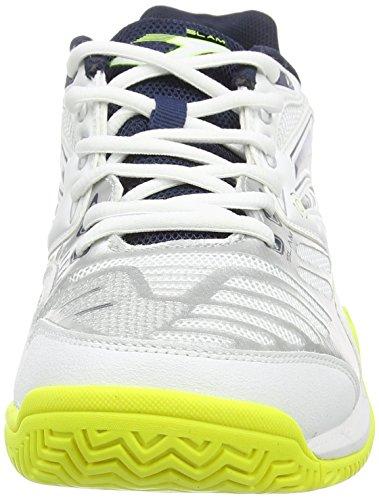 Joma Slam, Chaussures de Tennis Homme Blanc (white Fluor)