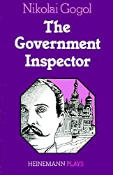 Government Inspector (Drama Library) by Nikolai Vasilievich Gogol (1980-10-06)