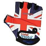 Kiddimoto GLV008M - Handschuhe Union Jack, Größe M