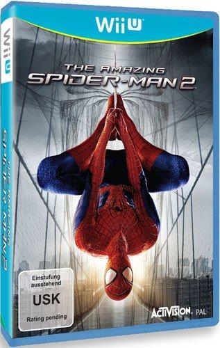 Spiderman The Amazing 2 WiiU