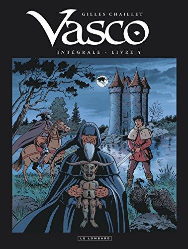 Vasco (Intégrale) - tome 5 - Vasco - Intégrale