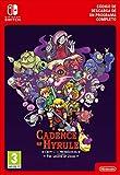 Cadence of Hyrule - Crypt of the NecroDancer Featuring The Legend of Zelda | Nintendo Switch - Código de descarga