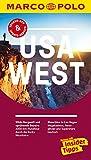MARCO POLO Reiseführer USA West: Reisen mit Insider-Tipps. Inklusive kostenloser Touren-App & Update-Service - Karl Teuschl