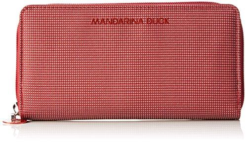 mandarina-duck-damen-md20-portafoglio-geldbrsen-rot-tango-red-13m-20x3x10-cm