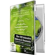 Über 200 dekorative Vektorformen und Ornamente (PC+Mac)