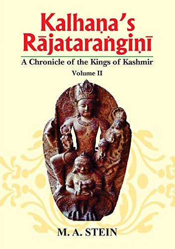 Kalhana's Rajatarangini: A Chronicle of the Kings of Kashmir: Volume 2