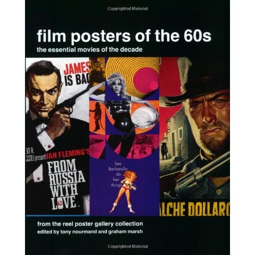 THE 60'S FILM POSTERS THE ESSENTIAL MOVIES OF THE DECADE