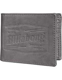 Cartera de hombre Billabong Junction Grey