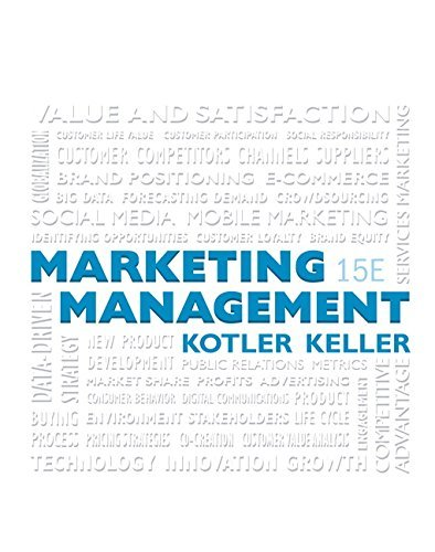 Marketing Management Plus MyMarketingLab with Pearson eText -- Access Card Package (15th Edition) by Philip T. Kotler (2015-04-25)