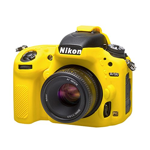 EasyCover Nikon D750 Camera Case (Yellow)