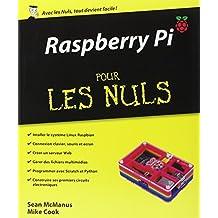 Rasberry Pi pour les Nuls by Sean McManus (January 13,2014)