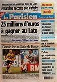PARISIEN (LE) [No 18538] du 17/04/2004 - SAUVAGEMENT AGRESSEE GARE DE LYON AMANDINE...