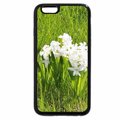 iPhone 3S/iPhone 6Coque (Noir) un vœux Blanc