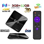 3GB-DDR4-RAM-32GB-ROM-Amlogic-912-Octa-core-HD-TV-Bluetooth-41-Android-71-WIFI-TV-BOX-for-4K