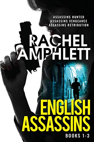 English Assassins Box Set Books 1-3: Edge of your seat spy thrillers in one action-packed box set (English Edition) - Serie 3 Box Seat