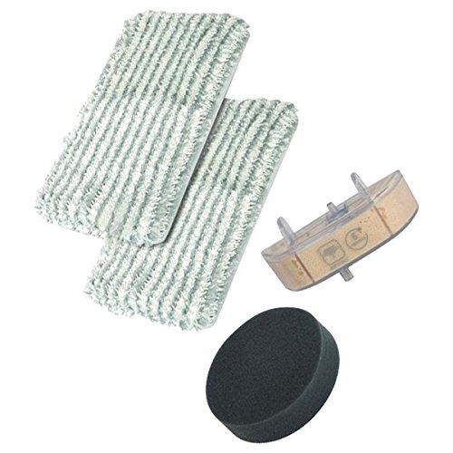 Kit lingettes + filtre + cassette Clean & Steam - Aspirateur - ROWENTA