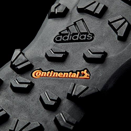 adidas Terrex Agravic GTX, Stivali da Escursionismo Uomo dunkelgrün / gelb