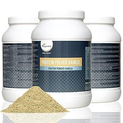 Complete Vegan Protein Powder 800g | Advanced Combination of Pure Plant Based Proteins - Soy, (Valore Attività)