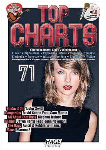 top-charts-71-mit-cd-die-6-besten-und-aktuellsten-hits-aus-den-charts-in-einem-heft