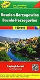 Bosnien-Herzegowina, Autokarte 1:200.000, Top 10 Tips: Toeristische wegenkaart 1:200 000 (freytag & berndt Auto + Freizeitkarten) - Freytag-Berndt und Artaria KG