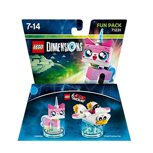 LEGO Dimensions Fun Pack: The LEGO Movie UniKitty by LEGO
