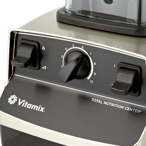 Vitamix Brushed Stainless 010236 Blender