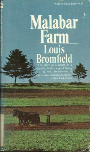 Malabar Farm (Ballantine style of life) by Louis Bromfield (1971-05-03)