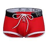 Ai.Moichien Sexy Herren Strand Boxer Surfen Badehose Hosen Bademode Shorts