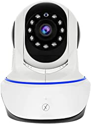 Xmate Sight 2.0MP CCTV IP Camera, Full HD, Wireless Security Camerafor Home & Office, Day & Night Mode, Smartphone Remote Vie