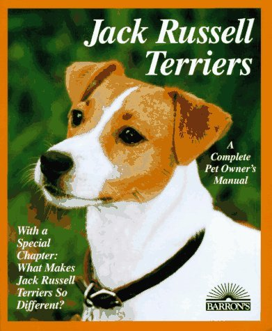 Jack Russell Terriers: Everything About Purchase, Care, Nutrition, Behavior, and Training (Complete Pet Owner's Manual) by D. Caroline Coile (1996-10-02) par D. Caroline Coile